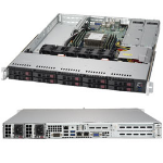 Supermicro SuperServer 1019P-WTR Intel C622 LGA 3647 Rack (1U) Black