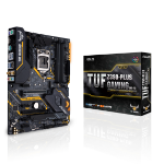 ASUS TUF Z390-PLUS GAMING (WI-FI) LGA 1151 (Socket H4) ATX Intel Z390