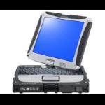 """Panasonic Toughbook CF-19 MK8 2.7GHz i5-3610ME 10.1"""" 1024 x 768pixels Touchscreen 4G Black,Silver"""