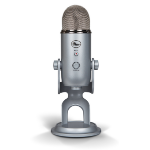Blue Microphones Yeti Silver Studio microphone