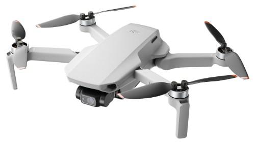 DJI Mini 2 4 rotors Quadcopter 12 MP 3840 x 2160 pixels 2250 mAh Black, White