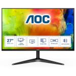 """AOC B1 27B1H computer monitor 68.6 cm (27"""") 1920 x 1080 pixels Full HD LED Black"""