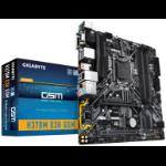 Gigabyte H370M D3H GSM Intel® H370 LGA 1151 (Socket H4) Micro ATX motherboard