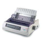 OKI ML3320eco 435cps 240 x 216DPI dot matrix printer