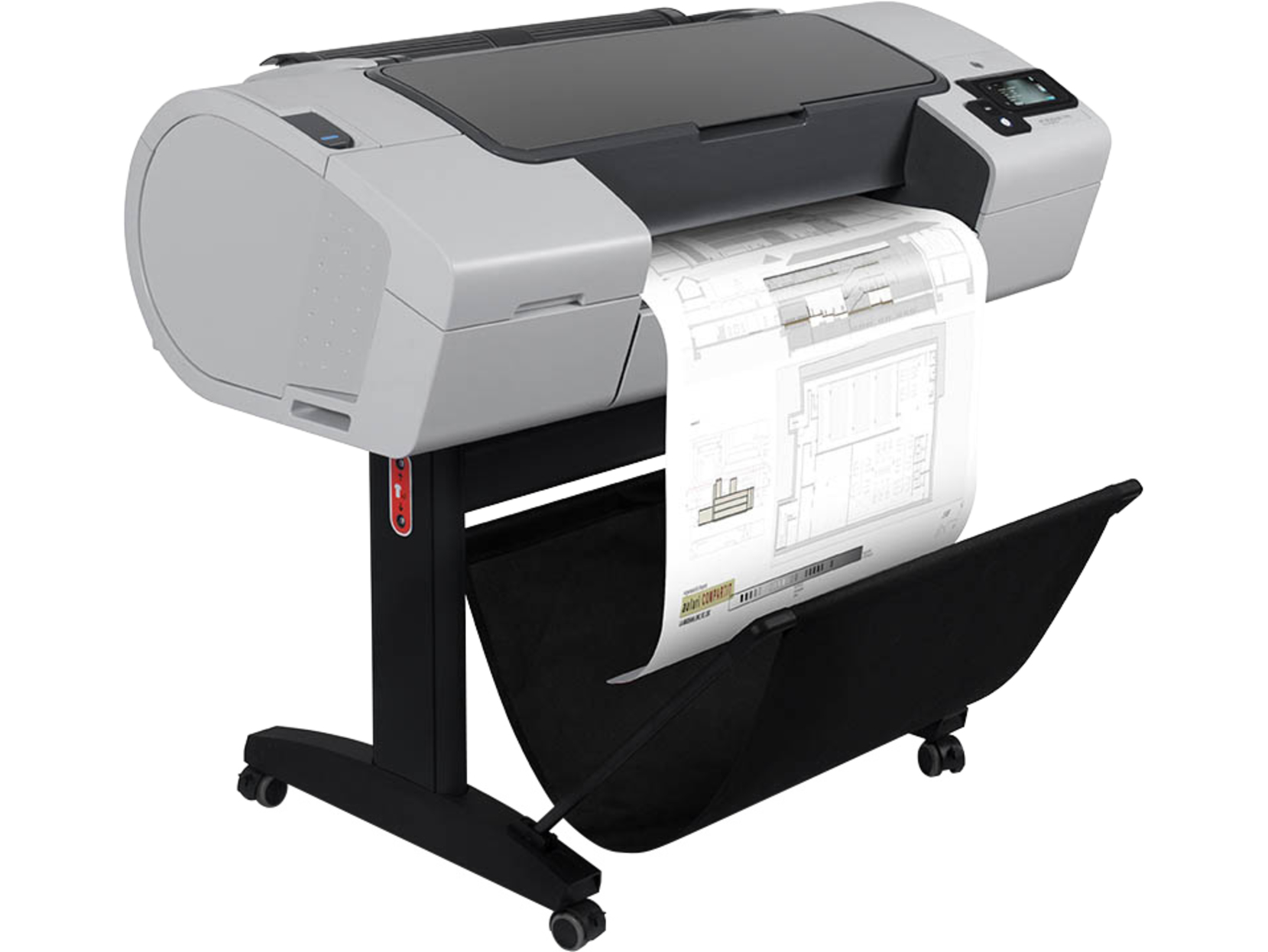 HP Designjet T790 610-mm PostScript Printer