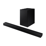 Samsung HW-A550/XU soundbar speaker Black 2.1 channels 410 W