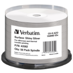 Verbatim CD-R Shiny Silver AZO