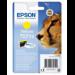 Epson Cartucho T0714 amarillo (etiqueta RF)