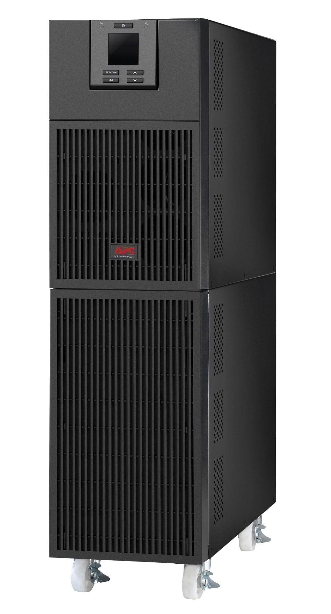 APC SRV6KI sistema de alimentación ininterrumpida (UPS) Doble conversión (en línea) 6000 VA 6000 W