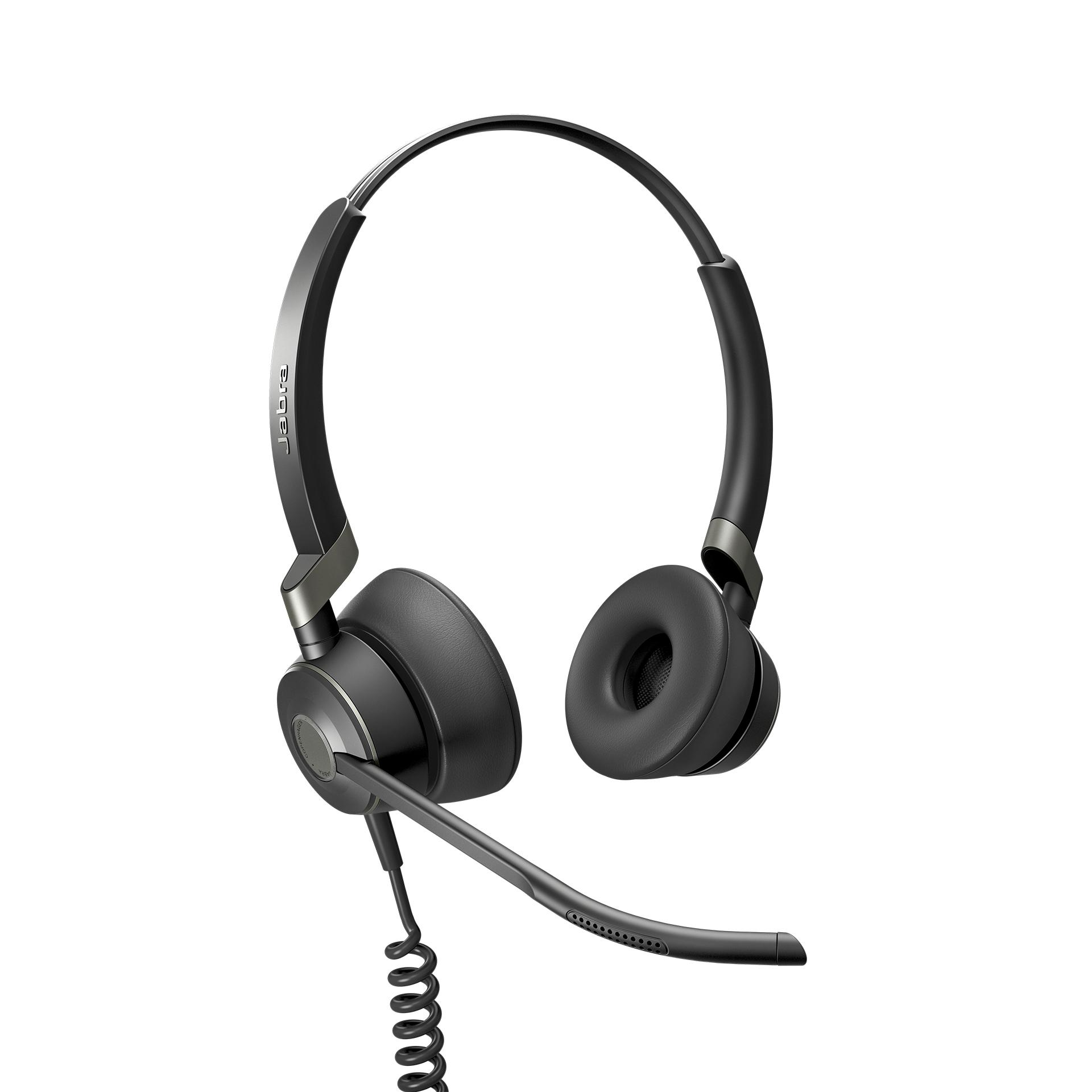Jabra Engage 50 Stereo Auriculares Diadema Negro