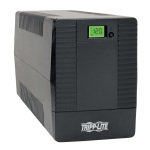 Tripp Lite SMART1500LCDTXL uninterruptible power supply (UPS) Line-Interactive 1440 VA 1200 W 8 AC outlet(s)