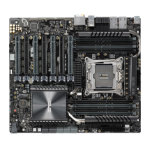 ASUS X99-E Intel X99 LGA 2011-v3 ATX motherboard