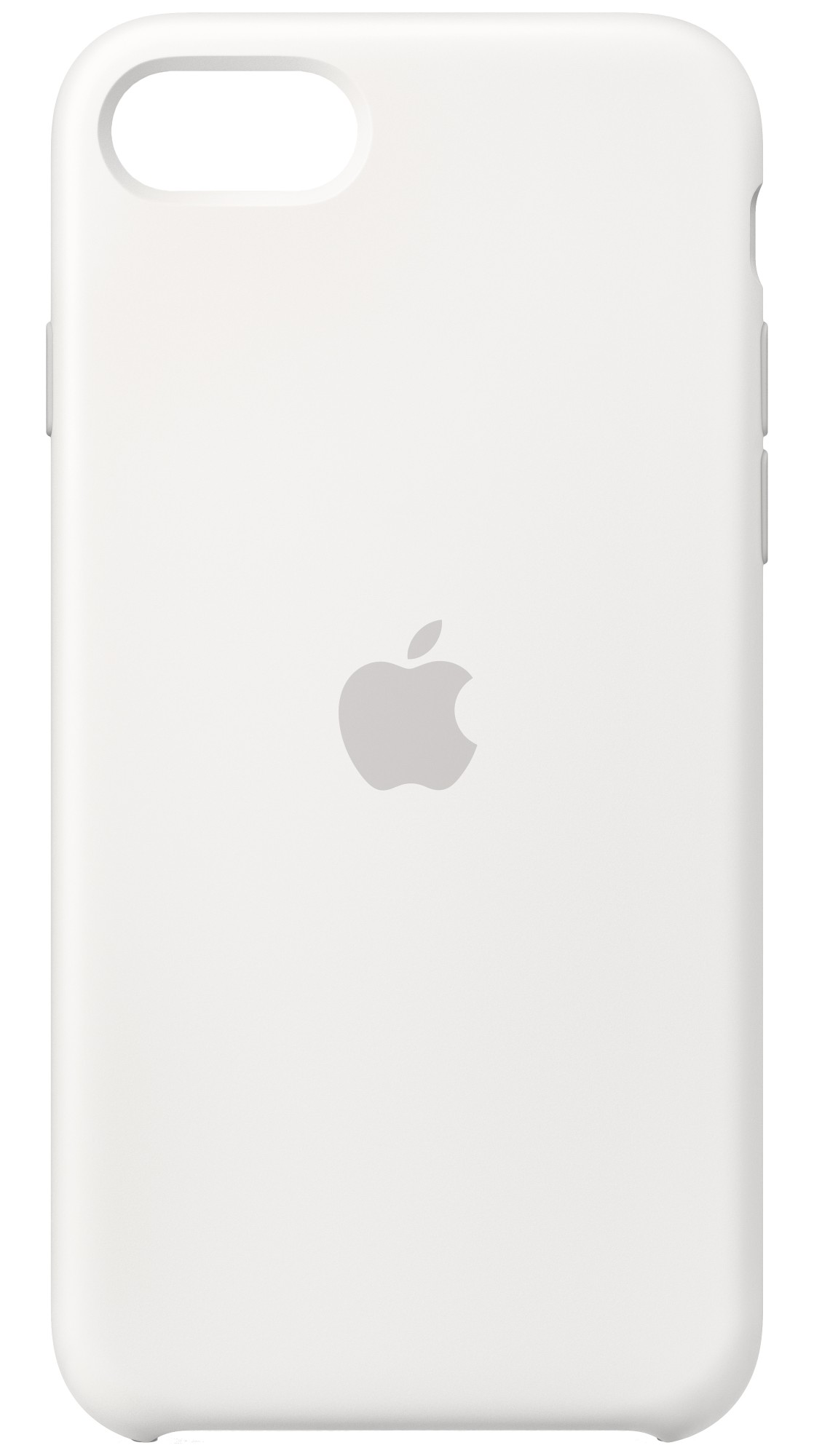"Apple iPhone SE Silicone Case - White funda para teléfono móvil 11,9 cm (4.7"") Blanco"