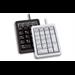 Cherry Keypad G84-4700 PS/2 Black