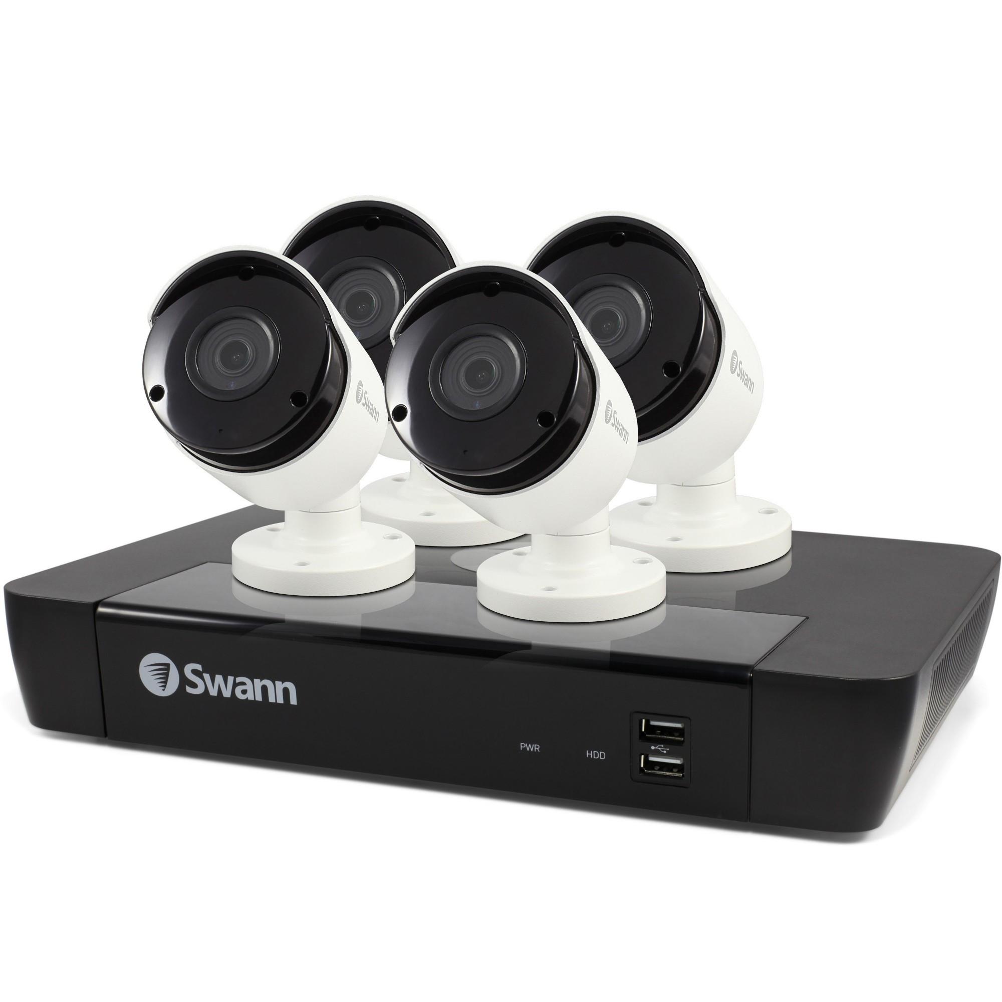 Swann SWNVK-874504 Wired 8channels video surveillance kit