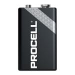 Duracell Procell Batteries 9V Pk10