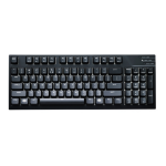 Cooler Master CM Storm MasterKeys Pro M RGB USB QWERTY UK English Black keyboard