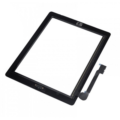TARGET iPad 3 Compatible Assembly Touch Screen Black OEM Original