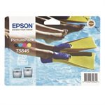 Epson C13T58464010 (T5846) Printhead, 39ml
