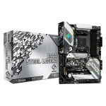Asrock B550 Steel Legend Socket AM4 ATX AMD B550