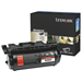 Lexmark X644A21E Toner black, 10K pages @ 5% coverage