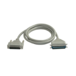 C2G 10ft IEEE-1284 DB25M to C36M Parallel Printer Cable
