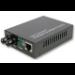 Dynamode INSIXTMC100ST 100Mbit/s Multi-mode Black network media converter