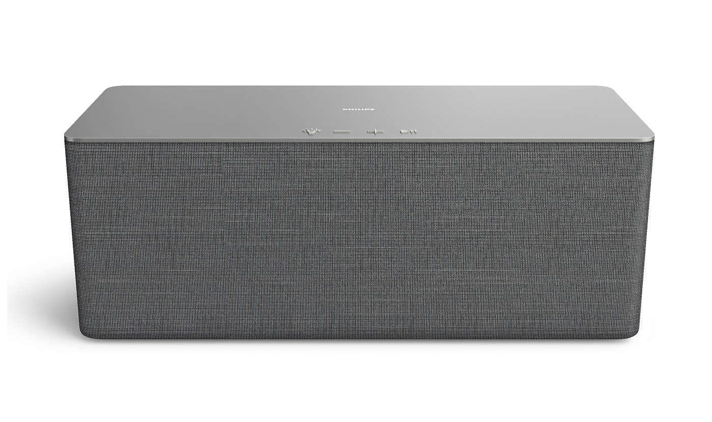 Philips TAW6505 Wireless Home Speaker with Multi Room Audio