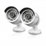 Swann SWPRO-H855PK2 CCTV security camera Indoor & outdoor Bullet White