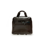 "Brenthaven Elliot Wheeled Case notebook case 15.4"" Briefcase Black"