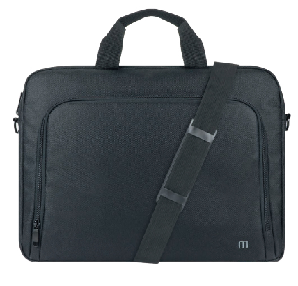 "Mobilis TheOne Basic notebook case 40.6 cm (16"") Briefcase Black 003046"
