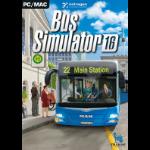 Astragon Bus Simulator 16, PC Basic PC German video game