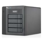 Promise Technology 8TB Pegasus 2 R4 Storage server Mini Tower Black