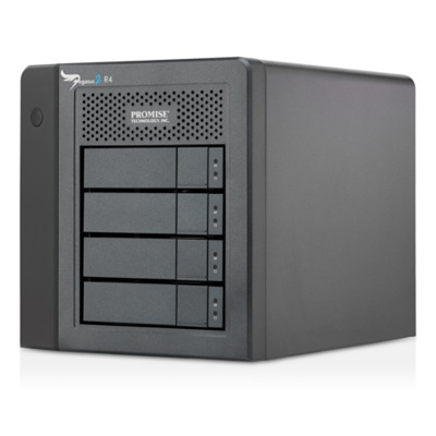 Promise Technology 8TB Pegasus 2 R4