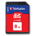 Verbatim SecureDigital SDHC Class 4 8GB