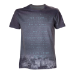 Sony Playstation Adult Male Skyscraper Skyline....I Have Lived Sublimation T-Shirt, Small, Multi-Colour (