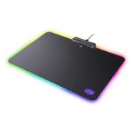 Cooler Master RGB Hard Gaming Black Gaming mouse pad