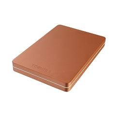 Toshiba Canvio Alu 3S 1TB 1000GB Red external hard drive