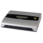 StarTech.com R300WN22GA wireless access point 300 Mbit/s Black,Silver
