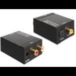 DeLOCK 62443 Black audio converter
