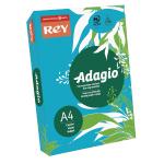 ADAGIO Rey Adagio A4 Paper 80gsm Deep Blue RM500