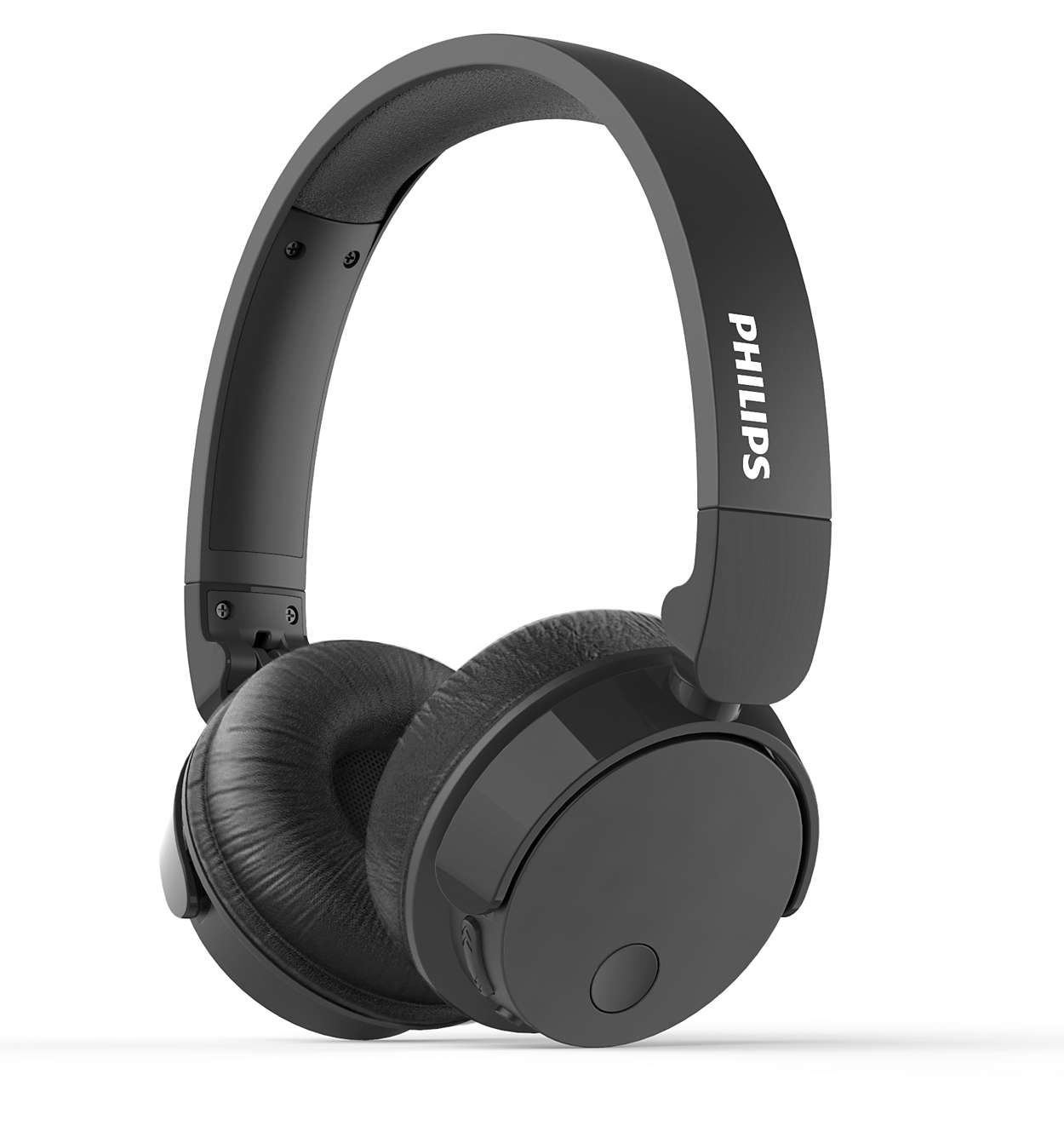 Philips TABH305BK/00 headphones/headset Head-band Black