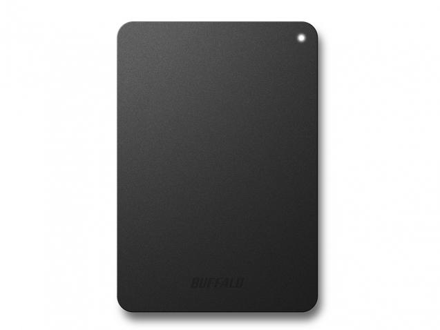 Buffalo Ministation Safe, 1TB 1000GB Black external hard drive