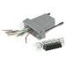 C2G RJ45 / DB15M Modular Adapter