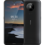 "Nokia 5.3 16.6 cm (6.55"") Dual SIM Android 10.0 4G USB Type-C 4 GB 64 GB 4000 mAh Black"
