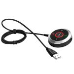 Jabra Evolve 80 Link afstandsbediening Bedraad Audio Drukknopen