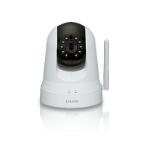 D-Link DCS-5020L Dome Black,White security camera
