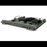 Hewlett Packard Enterprise 7500 8-port 10G SFP+ Module 10 Gigabit network switch module