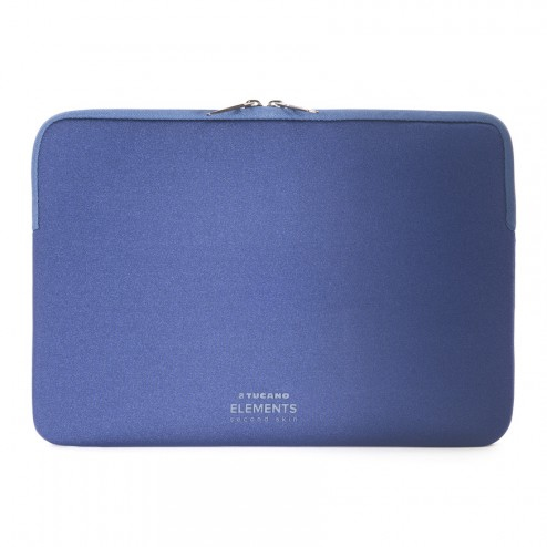 "Tucano Elements Second Skin 15"" Sleeve case Blue"
