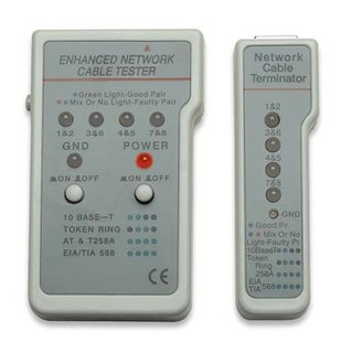 Intellinet 351898 network cable tester